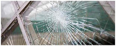 Bacup Smashed Glass